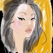 Asian woman - Люди (особы) -