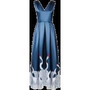 Aska swan gown - Dresses -