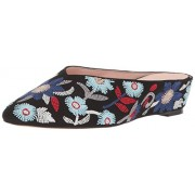 Avec Les Filles Women's Bella Mule, Black/Multi, 9.5 Medium US - Sandálias - $132.99  ~ 114.22€
