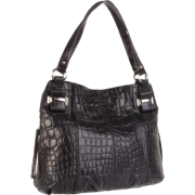 B. MAKOWSKY  Bailey Tote,Black,One Size - Bag - $204.68