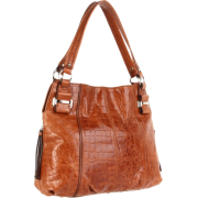 B. MAKOWSKY  Bailey Tote,Brown,One Size - Bag - $204.68