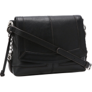 B. MAKOWSKY Oxford Cross Body Black - Bag - $160.32