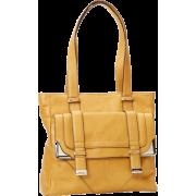 B. MAKOWSKY Sullivan Satchel Nutmeg - Bag - $258.00