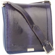 B. MAKOWSKY Women's Harper Cross Body,Ink,One Size - Bag - $198.00