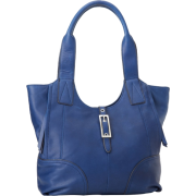 B. MAKOWSKY Women's Metropolitan Tote,Ink,One Size - Bag - $278.00