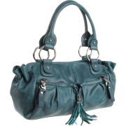 B. MAKOWSKY Yvette Shoulder Bag,Leaf,One Size - Bag - $258.00