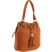 B. Makowsky  Garland Tote Caramel - Bag - $298.00