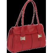 B. Makowsky Eloise Tab Flap Satchel Lipstick - Bag - $268.00