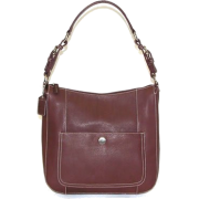B-Collective Handbags by Buxton 10HB041.BG Shoulder Bag- Burgundy - Hand bag - $52.97