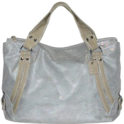 B-Collective Handbags by Buxton 10HB060.TP Hobo- Taupe - Hand bag - $32.18