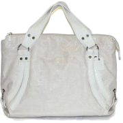 B-Collective Handbags by Buxton 10HB060.WH Hobo- White - Hand bag - $32.18