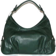B-Collective Handbags by Buxton 10HB065.GR Hobo- Green - Hand bag - $58.54