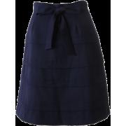 BEAMS リボンティアードスカート_ - Skirts - ¥7,980  ~ $70.90