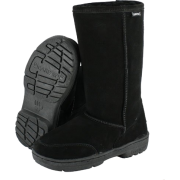 BEARPAW KIDS 617Y MEADOW 10 INCH SHEEPSKIN BOOTS Black - Boots - $32.88
