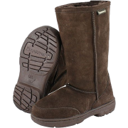 BEARPAW KIDS 617Y MEADOW 10 INCH SHEEPSKIN BOOTS Chocolate - Boots - $32.88