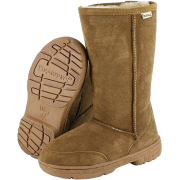 BEARPAW KIDS 617Y MEADOW 10 INCH SHEEPSKIN BOOTS Hickory - Boots - $32.88