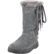 BEARPAW Women's Bristol Boot Charcoal - Boots - $49.91