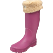 BEARPAW Women's Lagoon Rain Boot Berry - Boots - $34.99