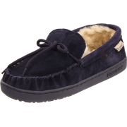 BEARPAW Women's Moc II Moccasin concord - Moccasins - $29.99