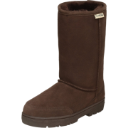 "BEARPAW Women's T405 12"" Boot Chocolate - Boots - $62.00"