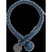 BOTTEGA VENETA denim bracelet - Bracelets - $270.00