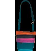 Lila stripe torbica - Bag - 299,00kn  ~ $47.07