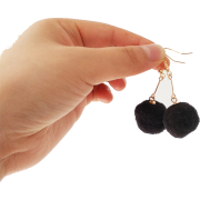 Ball earrings - Naušnice - $5.99  ~ 38,05kn