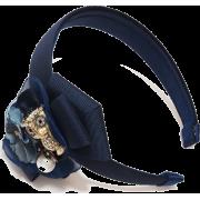 Bartosz Owl Gardens Headband - Hat - $108.88