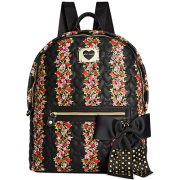 Betsey Johnson Backpack, Floral - Plecaki -
