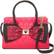 Betsey Johnson red - Torebki -