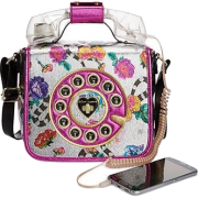 Betsy Johnson Phone Purse - Torebki -
