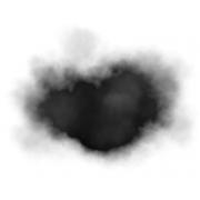 Black smoke - Background -