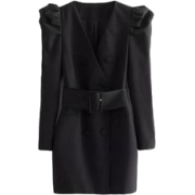Blazer Dress 7 - Vestidos -