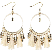 Boho Tassel Earrings - Earrings -