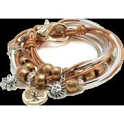 Boho Wrapped Bracelet - Narukvice -