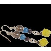 Boho earrings - Earrings - $29.00