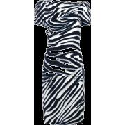 Vestido Cebra - ワンピース・ドレス -