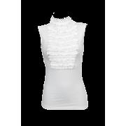 Majica bela karner - T-shirts - 146,00kn  ~ $22.98
