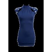 Majica tamno plava - Camisola - curta - 189,00kn  ~ 25.55€