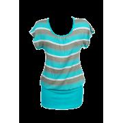 Majica tirkizna - T-shirts - 167,00kn  ~ $26.29