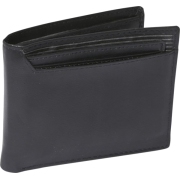 Buxton Houston Convertible Thinfold Black - Wallets - $33.25