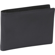 Buxton Houston Front Pocket Slimfold Black - Wallets - $17.50
