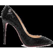 CHRISTIAN LOUBOUTIN Pigalle Follies 100  - Classic shoes & Pumps -