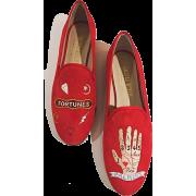 Calitasshoes red flats - Flats -