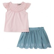 Calvin Klein Baby Girls Skirt Set - Skirts - $50.00
