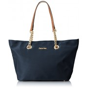 Calvin Klein Key Item Chain Nylon Tote - Hand bag - $128.00