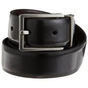 Calvin Klein Men's Smooth Leather Reversible Feather-Edge Belt - Akcesoria - $27.99  ~ 24.04€