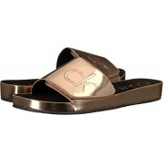Calvin Klein Womens Marlina Rose Gold 8 M - Shoes -
