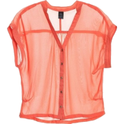 Camisa Laranja - Long sleeves shirts -