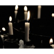 Candles  - Background -